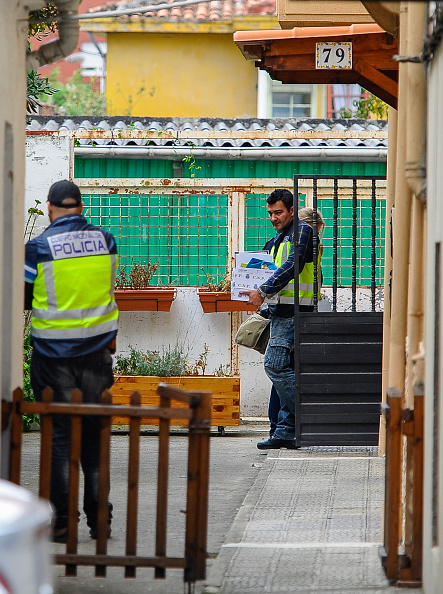 Jorge Arce「Alleged Pedophile Arrested In Santander」:写真・画像(19)[壁紙.com]