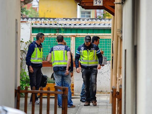 Jorge Arce「Alleged Pedophile Arrested In Santander」:写真・画像(11)[壁紙.com]