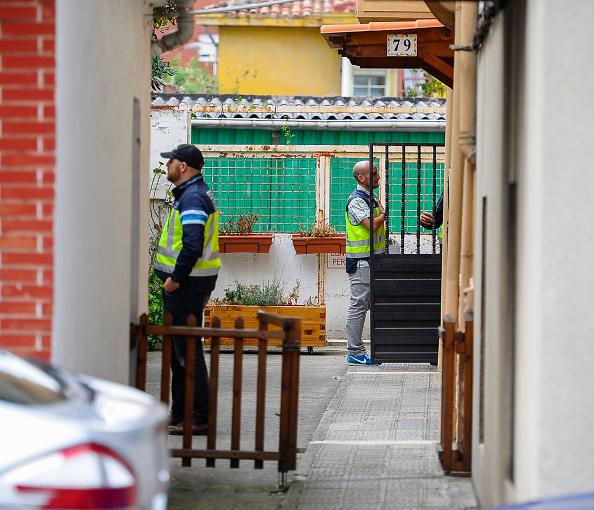 Jorge Arce「Alleged Pedophile Arrested In Santander」:写真・画像(5)[壁紙.com]