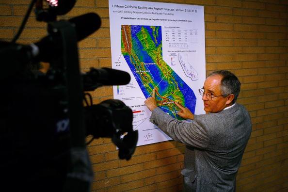 Oregon - US State「California Releases New Earthquake Forecast」:写真・画像(11)[壁紙.com]