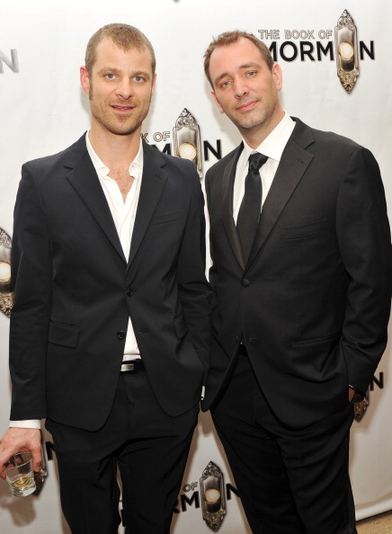 """Stephen Lovekin「""""The Book Of Mormon"""" Broadway Opening Night - After Party」:写真・画像(10)[壁紙.com]"""