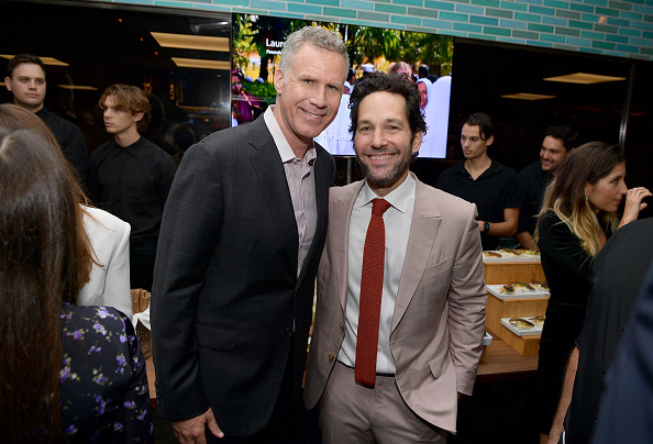 Paul Rudd「Hollywood Foreign Press Association And The Hollywood Reporter Celebration Of The 2020 Golden Globe Awards Season And Unveiling Of The Golden Globe Ambassadors」:写真・画像(16)[壁紙.com]