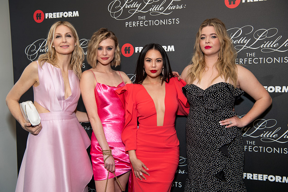 """Kelly public「""""Pretty Little Liars: The Perfectionists"""" Premiere - Arrivals」:写真・画像(15)[壁紙.com]"""