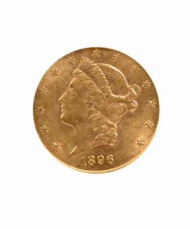 19th Century「Twenty Dollar Goldpiece」:スマホ壁紙(3)