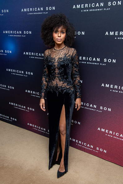 """Afro「""""American Son"""" Broadway Opening Night After Party」:写真・画像(11)[壁紙.com]"""