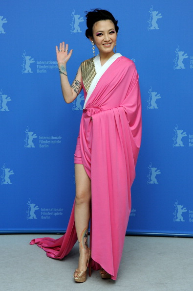 "Silver - Metal「""Flying Swords Of Dragon Gate"" Photocall - 62nd Berlinale International Film Festival」:写真・画像(11)[壁紙.com]"