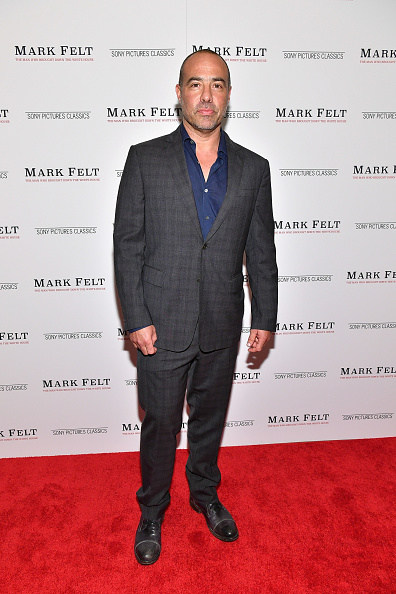 出席する「'Mark Felt The Man Who Brought Down The White House' New York Premiere」:写真・画像(5)[壁紙.com]