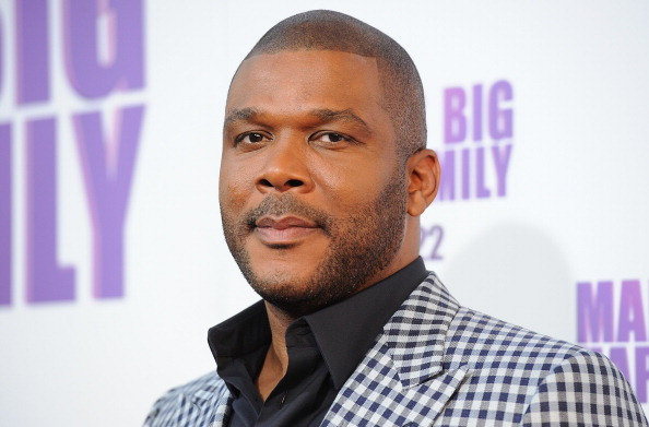 "Tyler Perry「Screening Of Lionsgate Films' ""Tyler Perry's Madea's Big Happy Family"" - Arrivals」:写真・画像(6)[壁紙.com]"