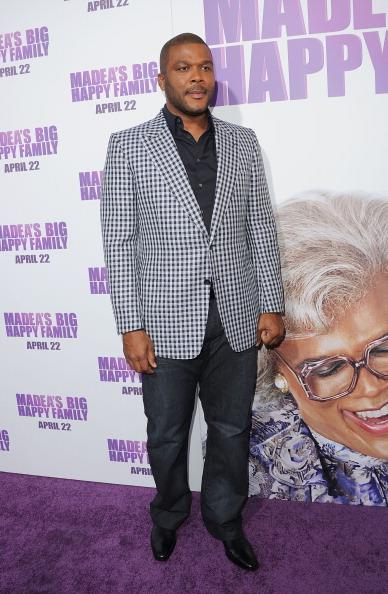 "Madea's Big Happy Family「Screening Of Lionsgate Films' ""Tyler Perry's Madea's Big Happy Family"" - Arrivals」:写真・画像(5)[壁紙.com]"