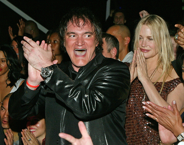 Two Objects「Quentin Tarantino And Fergie Celebrate Birthdays At Revolution」:写真・画像(6)[壁紙.com]