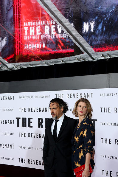 "The Revenant - 2015 Film「Premiere Of 20th Century Fox And Regency Enterprises' ""The Revenant"" - Arrivals」:写真・画像(6)[壁紙.com]"