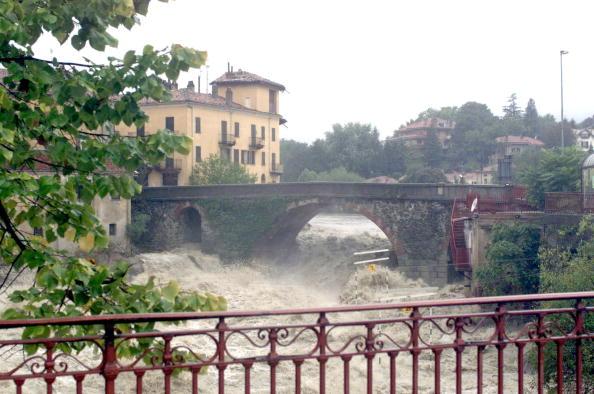 Piedmont - Italy「Po River Floods Turin, Italy」:写真・画像(0)[壁紙.com]