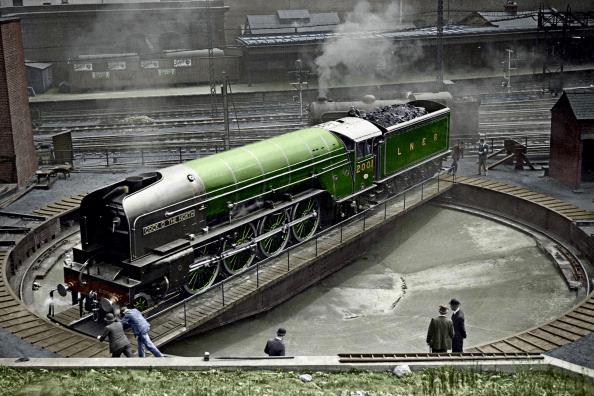Steam Train「Cock O' The North」:写真・画像(13)[壁紙.com]