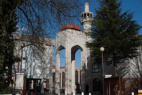 Description「Regents Park Mosque」:写真・画像(14)[壁紙.com]