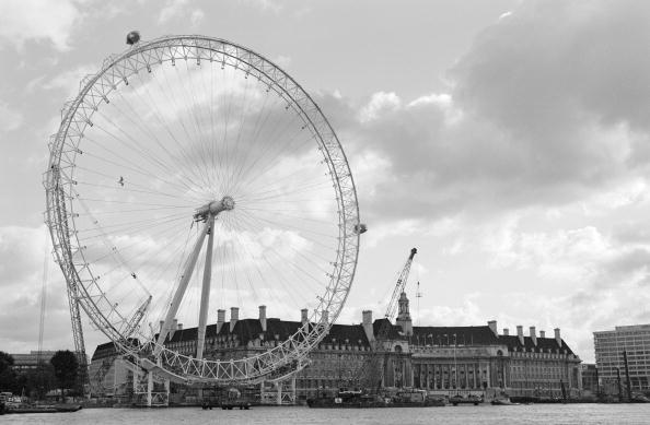 Millennium Wheel「The London Eye」:写真・画像(7)[壁紙.com]