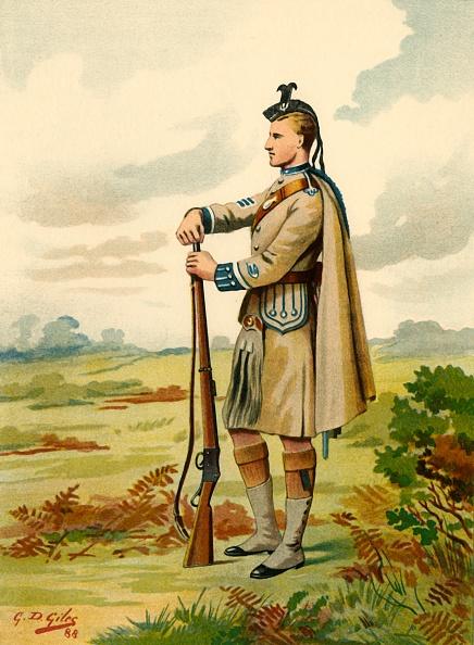Bracken「The London Scottish - Volunteers」:写真・画像(13)[壁紙.com]