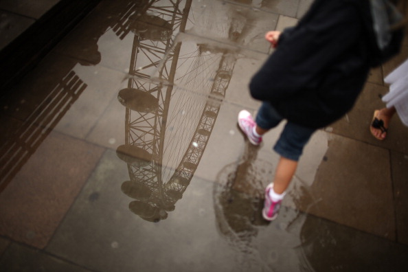 Millennium Wheel「London's Rainy Day」:写真・画像(15)[壁紙.com]