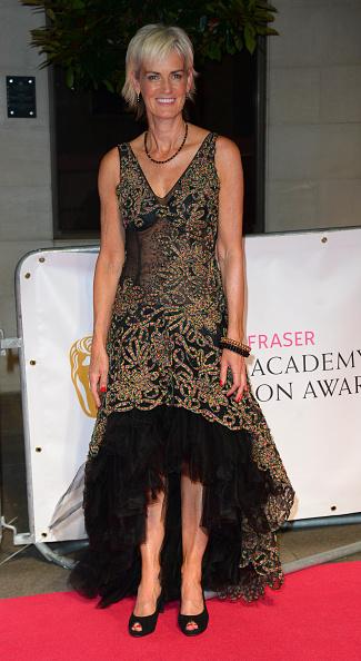 High Low Dress「House Of Fraser British Academy Television Awards (BAFTA) - After Party Dinner - Red Carpet Arrivals」:写真・画像(5)[壁紙.com]