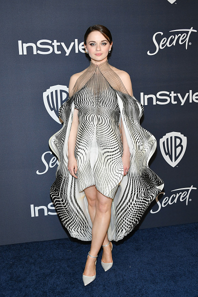 Pleated「21st Annual Warner Bros. And InStyle Golden Globe After Party - Arrivals」:写真・画像(18)[壁紙.com]
