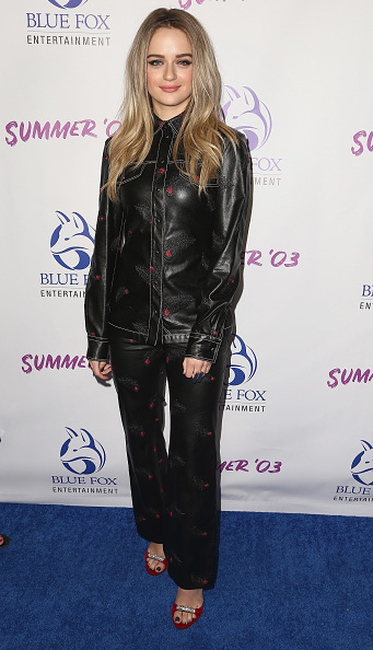 革パンツ「Premiere Of Blue Fox Entertainment's 'Summer '03' - Arrivals」:写真・画像(18)[壁紙.com]