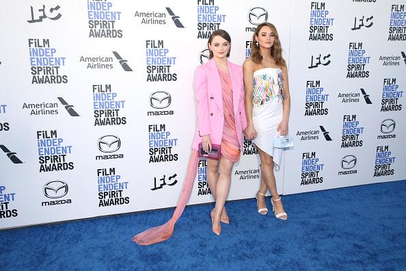 Hunter King「2020 Film Independent Spirit Awards  - Arrivals」:写真・画像(17)[壁紙.com]