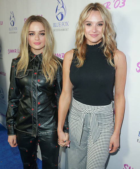 """Hunter King「Premiere Of Blue Fox Entertainment's """"Summer '03"""" - Red Carpet And Q&A」:写真・画像(9)[壁紙.com]"""