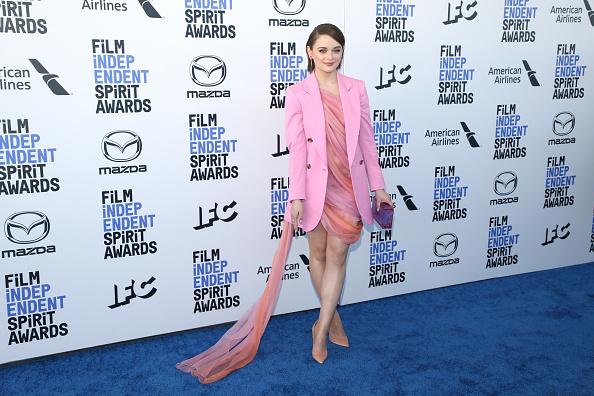 Chiffon「2020 Film Independent Spirit Awards  - Arrivals」:写真・画像(3)[壁紙.com]