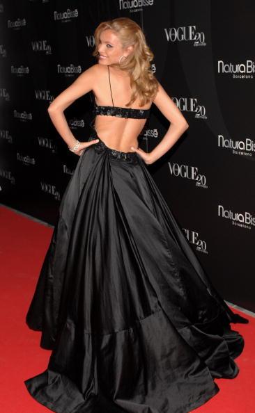 Train - Clothing Embellishment「Celebrities Attend Vogue Magazine 20th Anniversary Party」:写真・画像(18)[壁紙.com]