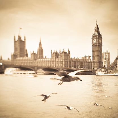 19th Century「Nostalgic London」:スマホ壁紙(2)