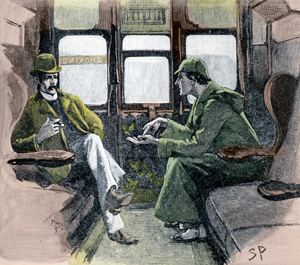 Journey「Holmes Gave Me A Sketch Of The Events' 1901」:写真・画像(2)[壁紙.com]