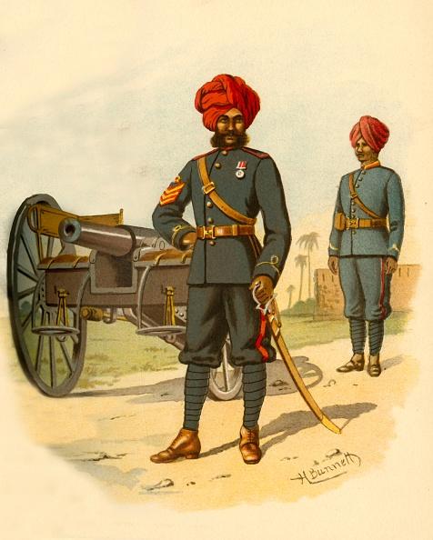 Giles「The Bombay Artillery」:写真・画像(15)[壁紙.com]