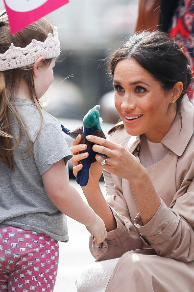 Girls「The Duke And Duchess Of Sussex Visit New Zealand - Day 3」:写真・画像(15)[壁紙.com]