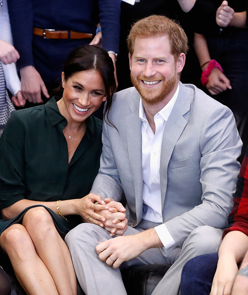 Vertical「The Duke & Duchess Of Sussex Visit Sussex」:写真・画像(13)[壁紙.com]