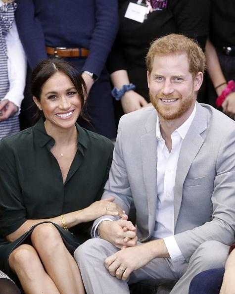 Image「The Duke & Duchess Of Sussex Visit Sussex」:写真・画像(15)[壁紙.com]