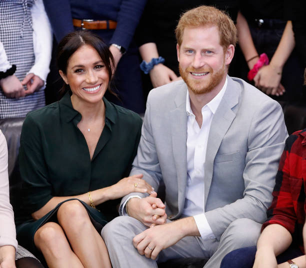 The Duke & Duchess Of Sussex Visit Sussex:ニュース(壁紙.com)