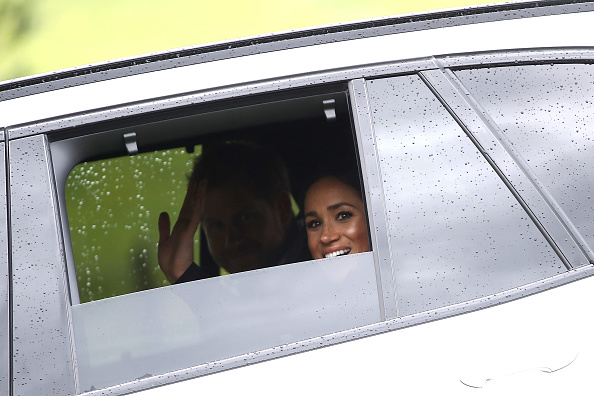 Queens Commonwealth Canopy「The Duke And Duchess Of Sussex Visit New Zealand - Day 3」:写真・画像(15)[壁紙.com]