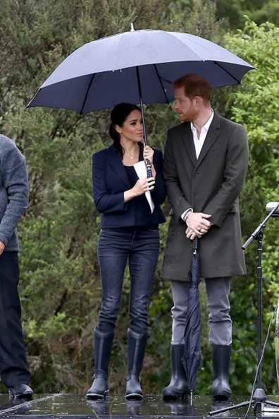 Queens Commonwealth Canopy「The Duke And Duchess Of Sussex Visit New Zealand - Day 3」:写真・画像(19)[壁紙.com]