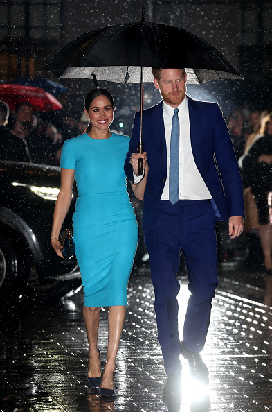 Award「The Duke And Duchess Of Sussex Attend The Endeavour Fund Awards」:写真・画像(8)[壁紙.com]