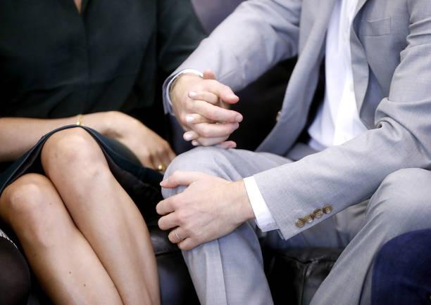 The Duke & Duchess Of Sussex Visit Sussex:ニュース(壁紙.com)