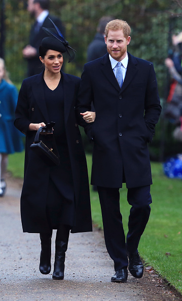 Christmas「The Royal Family Attend Church On Christmas Day」:写真・画像(11)[壁紙.com]