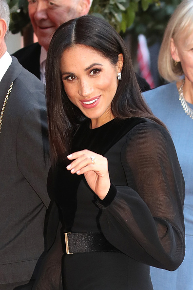Royal Academy of Arts「The Duchess of Sussex Opens 'Oceania' At The Royal Academy Of Arts」:写真・画像(2)[壁紙.com]
