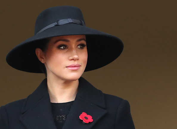 Meghan - Duchess of Sussex「Remembrance Sunday Cenotaph Service」:写真・画像(17)[壁紙.com]