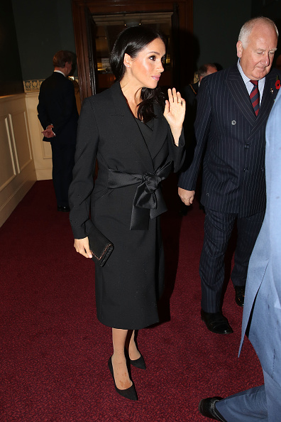 出席する「The Royal Family Attend The Festival Of Remembrance」:写真・画像(12)[壁紙.com]