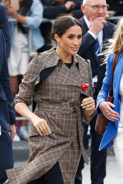 National War Memorial「The Duke And Duchess Of Sussex Visit New Zealand - Day 1」:写真・画像(19)[壁紙.com]
