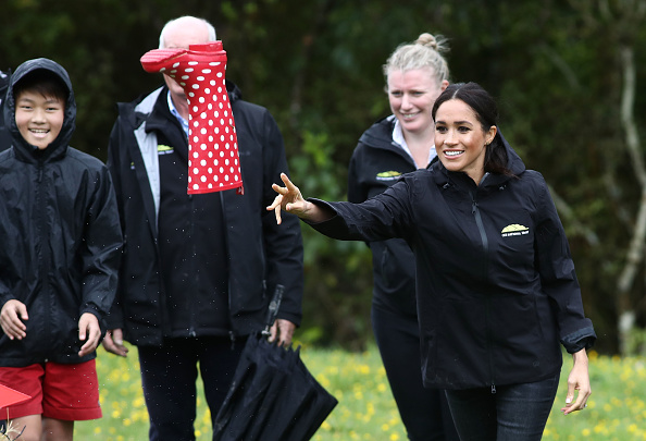 Boot「The Duke And Duchess Of Sussex Visit New Zealand - Day 3」:写真・画像(14)[壁紙.com]