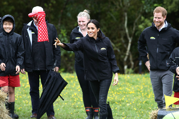 Boot「The Duke And Duchess Of Sussex Visit New Zealand - Day 3」:写真・画像(15)[壁紙.com]