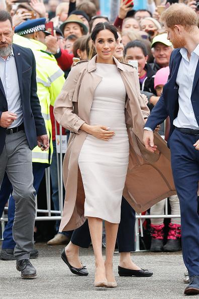 全身「The Duke And Duchess Of Sussex Visit New Zealand - Day 3」:写真・画像(8)[壁紙.com]