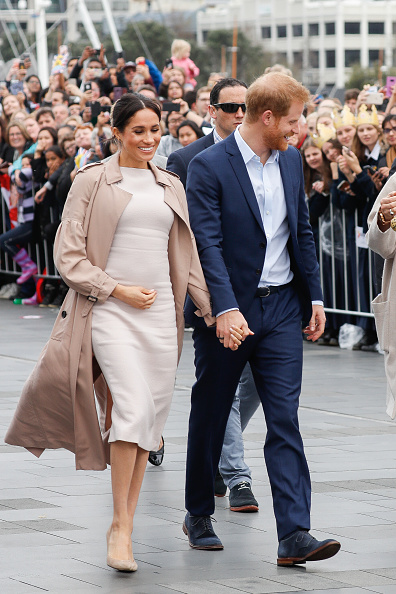 Day 3「The Duke And Duchess Of Sussex Visit New Zealand - Day 3」:写真・画像(16)[壁紙.com]