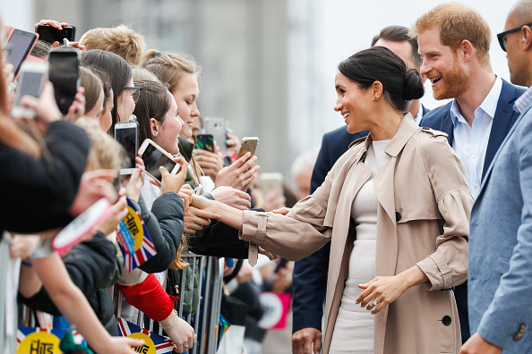 Auckland「The Duke And Duchess Of Sussex Visit New Zealand - Day 3」:写真・画像(0)[壁紙.com]