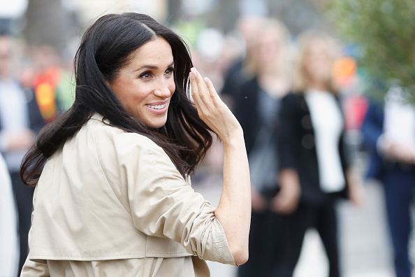 横位置「The Duke And Duchess Of Sussex Visit Australia - Day 3」:写真・画像(16)[壁紙.com]